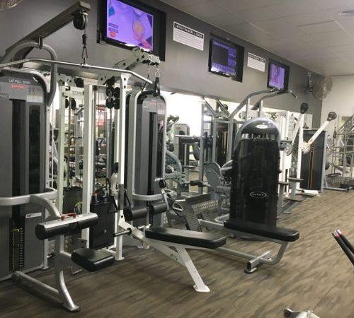 gym equipment weights
